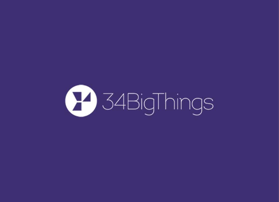 34 Big Things